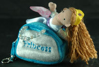 Aurora Plush Mini Fancy Pals Princess With Clip On Purse