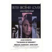 Pop Culture Graphics In Search of Gregory Poster Movie 11 x 17 In - 28cm x 44cm Julie Christie Michael Sarrazin John Hurt Adolfo Celi Paola Pitagora