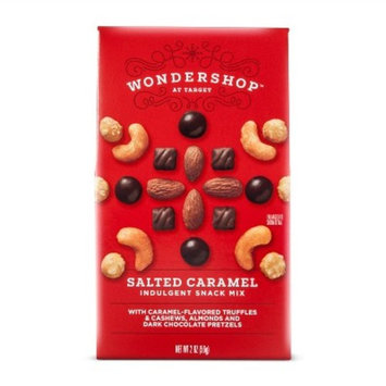 Salted Caramel Indulgent Snack Mix - 2oz - Wondershop™