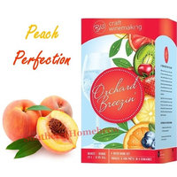 RJ Spagnols Orchard Breezin Peach Perfection Chardonnay Wine Making kit