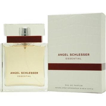 ANGEL SCHLESSER ESSENTIAL by Angel Schlesser EAU DE PARFUM SPRAY 3.4 OZ for WOMEN ---(Package Of 4)