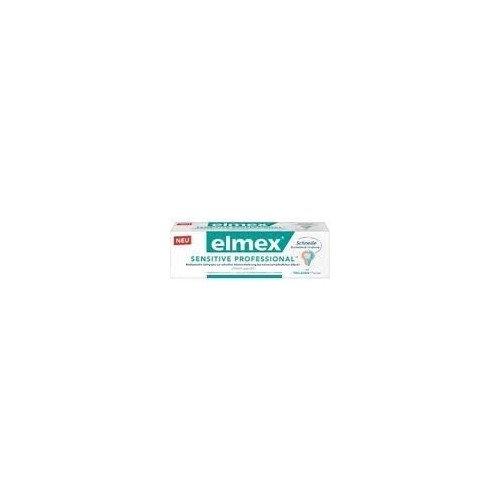 Elmex Sensitiv Professional Toothpaste, 2.54 Fl. Oz. (75ml)
