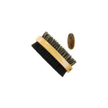 Hot Waves Pure Boar Fade Brush Military 2.25