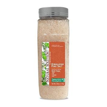Eucalyptus Spearmint Bath Salt- 2.5 lbs [Spearmint Eucalyptus Bath Salt]