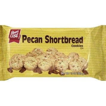 Rippin Good Cookies, Pecan Shortbread