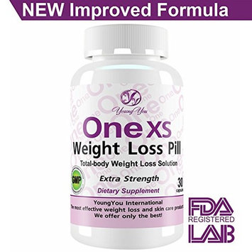 One XS Diet Pills (X-Strength) Pharmaceutical Grade Weight Loss Diet Pills. Appetite suppressor Fat Burner. Lose Weight 100% Guaranteed!