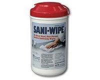 Wipe Sani Food Svs 100Ea/Bx 6Bx/Cs
