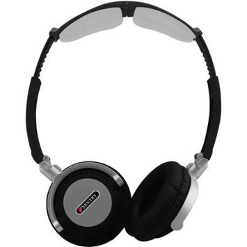 Sentry Industries, Inc. HO401 Folding Rubberized Headphones - Black
