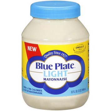 Blue Plate Light Mayonnaise Spread, 32 fl oz