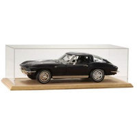 Gagne D00-0012W Single 1-12 Scale Car Case with Wood Base