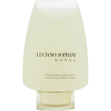 LUCIANO SOPRANI DONNA by Luciano Soprani SHOWER GEL 8.3 OZ (Package Of 3) (View amazon detail page)