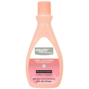 Equate Non-Acetone Nail Polish Remover
