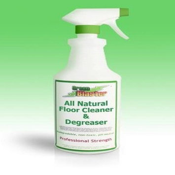 Green Blaster Products GBFC32S All Natural No Rinse Floor Cleaner 32 oz Sprayer