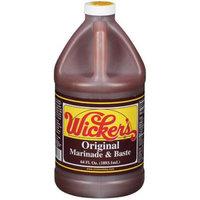 Wicker's: Original Marinade Baste, 64 Fl Oz