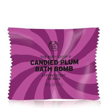 The Body Shop Candied Plum Bath Bomb