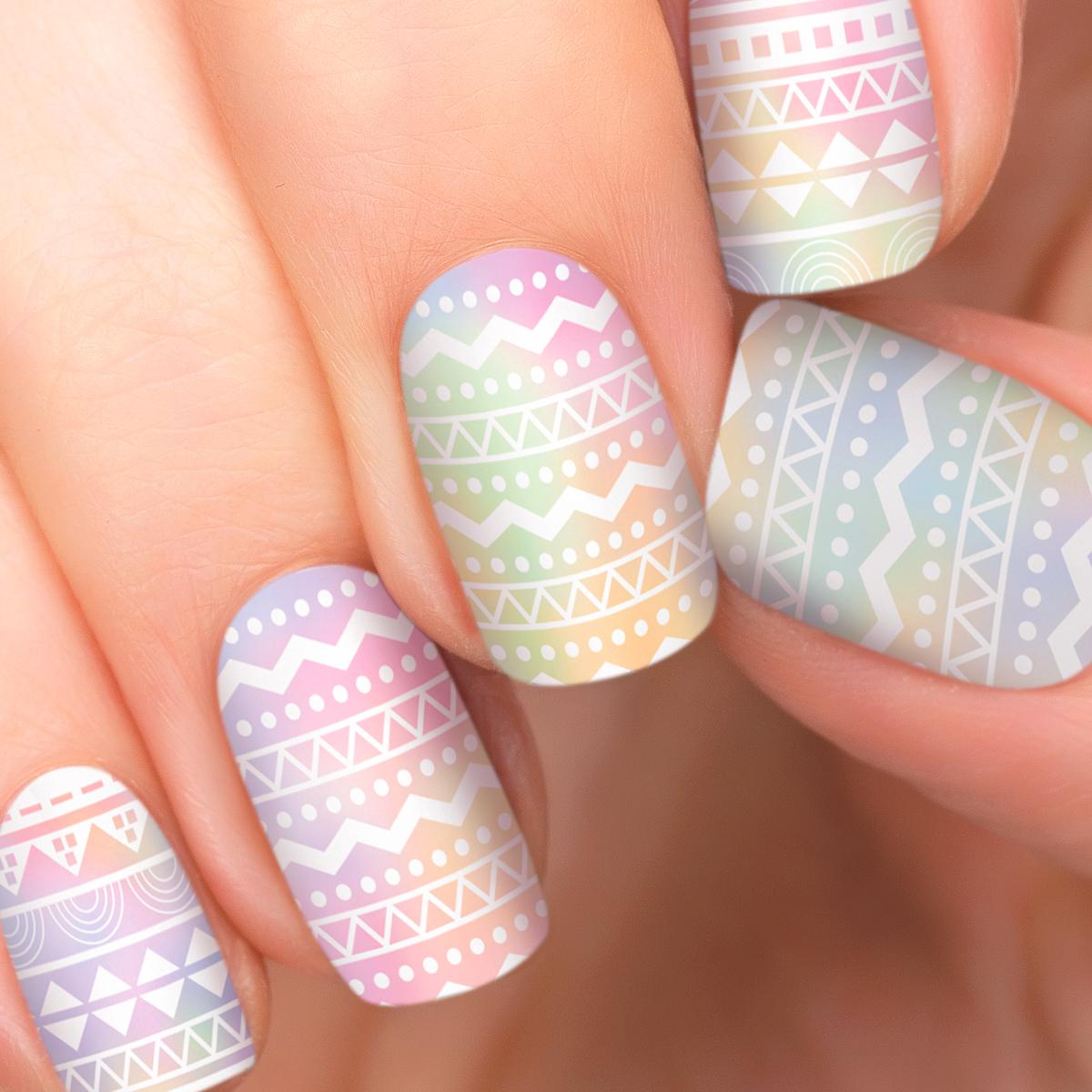 Incoco.com Incoco Nail Polish Strips, Candy Colors