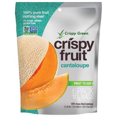 Crispy Green Crispy Fruit 100% Freeze Dried Cantaloupe