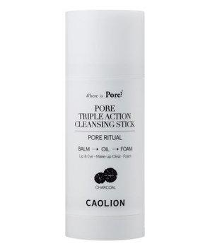 Caolion Pore Triple Action Cleansing Stick Charcoal
