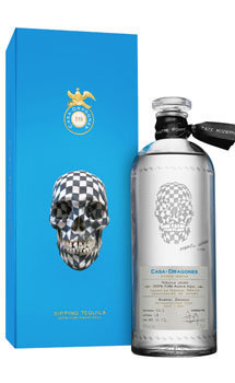 Casa Dragones Tequila Joven Limited Edition Gariel Orozco