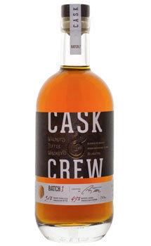 Cask & Crew Blended Rye American Whiskey