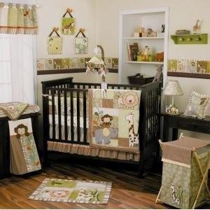 CoCaLo Eight Piece Crib Set - Azania - 1 ct.