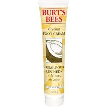 Coconut Foot Creme 120g Burts Bees Brand: Burts Bees