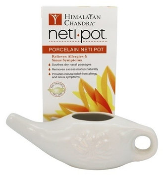 Himalayan Institute Eco Neti Pot Starter Kit