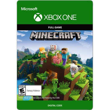 Incomm Xbox One Minecraft (email delivery)
