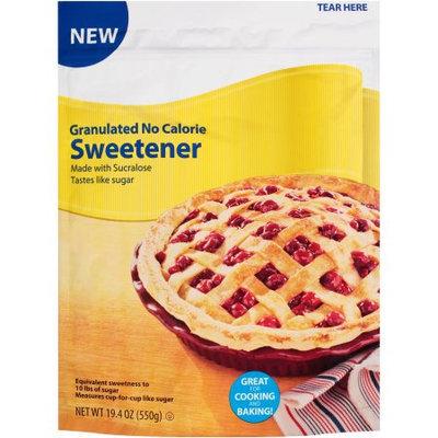 Granulated No Calorie Sweetener, 19.4 oz
