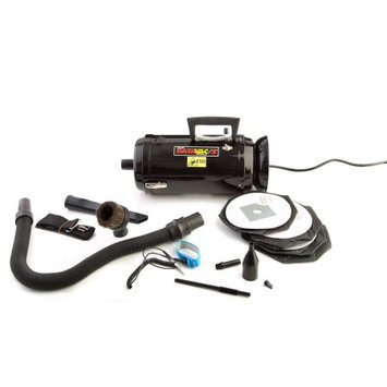 Metrovac ESD Safe Vacuum/Blower,7 in. W,80 cfm Model: DV-2-ESD1