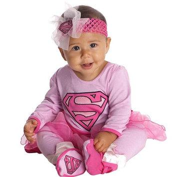 DC Comics Supergirl Onesie And Headpiece Costume