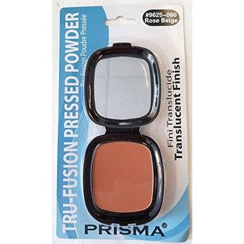 PRISMA TRU FUSION PRESSED POWDER #9625-060 ROSE BEIGE
