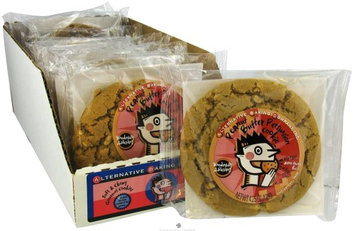Alternative Apparel Alternative Baking Company - Peanut Butter Persuasion Cookie - 4.25 oz(pack of 4)