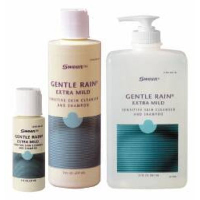 COLOPLAST Shampoo and Body Wash Gentle Rain 8 oz. Bottle (#7235, Sold Per Case)