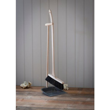Garden Trading Long Handle Dustpan and Brush