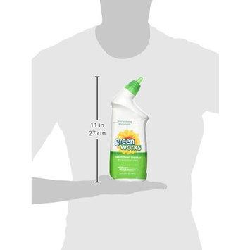 Green Works Toilet Bowl Cleaner, Toilet Gel Cleaner - 24 Ounces (Pack of 4)