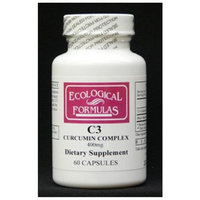 Ecological Formula C3 Curcumin Complex 60 caps