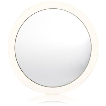 Brandon Femme 10x Suction Cup Mirror, 8.48 Ounce