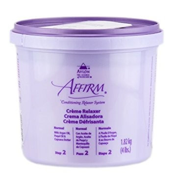 Avlon Affirm Creme Relaxer Normal 4lbs
