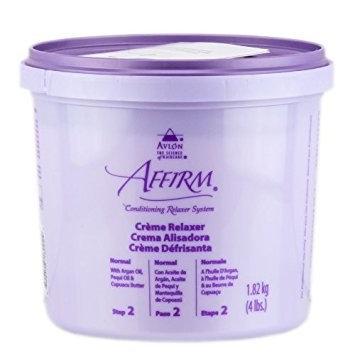 Avlon Affirm Creme Relaxer Normal 4lbs