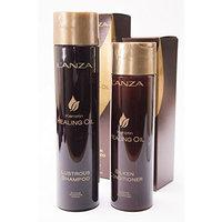 L'anza Keratin Healing Oil Shampoo 8.5 fl.oz and Condtioner Duo 10.1 fl.