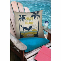 Thumbprintz Made in the Shade Outdoor Decorative Throw Pillow