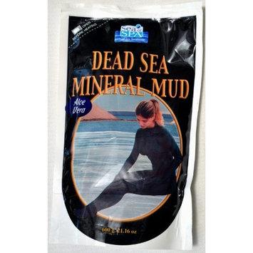 Sea of Spa Dead Sea Minerals Exfoliating Body Mud Mask