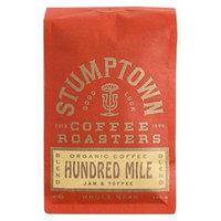Stumptown Hundred Mile Espresso Roast Whole Bean Dark Roast Coffee - 12oz