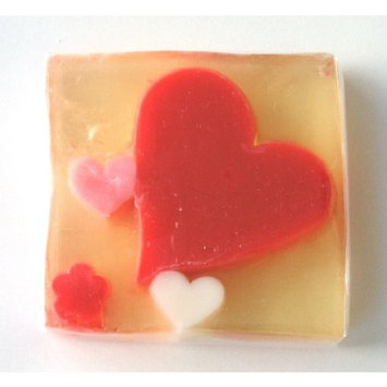 Heart Soap Glycerin