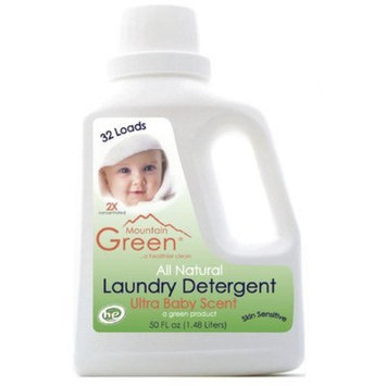 Free and Clear Baby Laundry Detergent