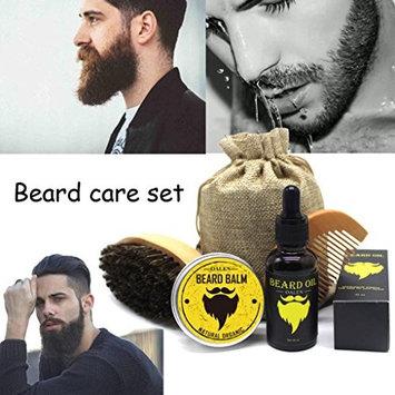 DZT1968 Men Moustache Cream 30ml beard oil & 30g beard balm Beard Care