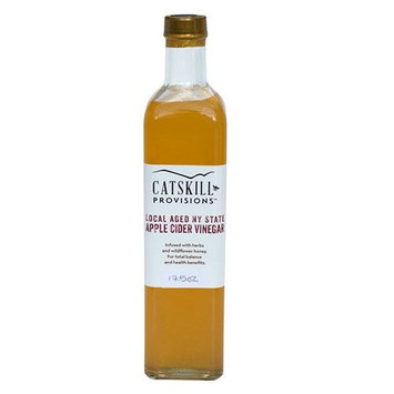 Honey Infused NY Apple Cider Vinegar by Catskill Provisions (17.5 fluid ounce)