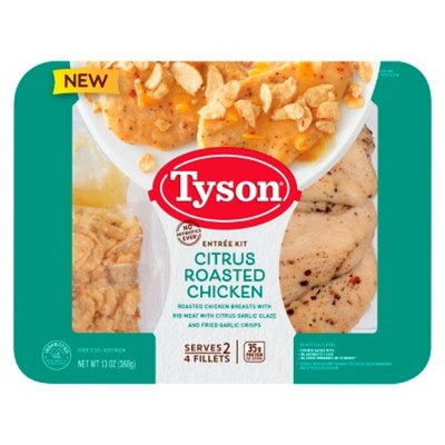Tyson Fully Cooked Citrus Roasted Chicken - 13oz