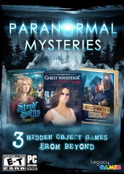 Legacy Interactive Paranormal Mysteries (PC Games)